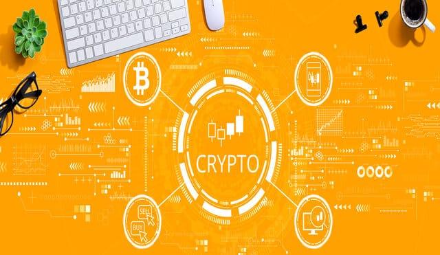 crypto geïnvesteerd