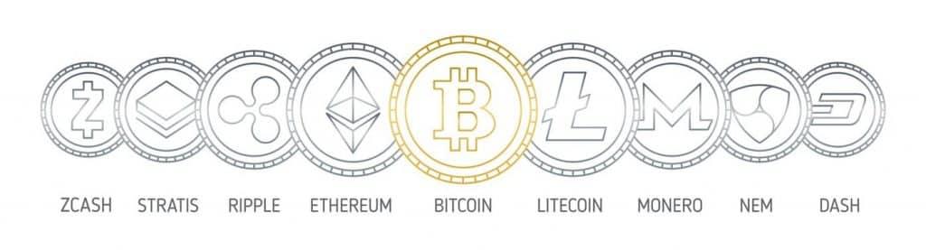 crypto sinds 2017