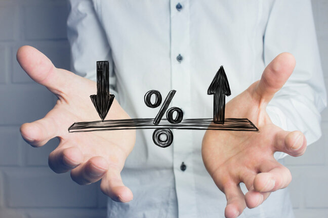 negatieve rente spaarrekening